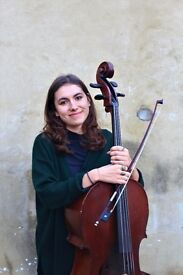 Professional Cello Teacher - looking for new students in South East London
