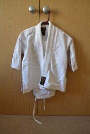 Childs martial arts suit