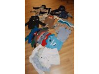 Boys bundle 3-6, 6-9 from pets and smoke free house, previously worn but in excellent condition.