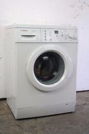 Bosch Washing Machine 6kg 1400 Spin With Digital Display Excellent Condition 6 Month Warranty