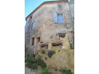 Village house in the Corbieres - 102M2 plus second house for renovation in the south of france.