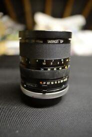 Quality Tamron SP full frame manual focus lenses 24-48, 28-135, 135/2.5, 70-210