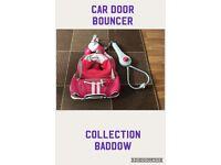 Car, door bouncer