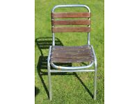 FREE 6 outdoor chairs