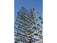 Structural Steel Erection For Commercial, Industrial and Residential Contractors