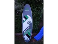 Brand new inflatable paddle board SUP ISUP windsup windsurf board 10ft x 35