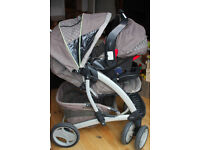 Graco Quattro Tour Deluxe single buggy