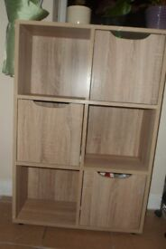 Side board with cupboards