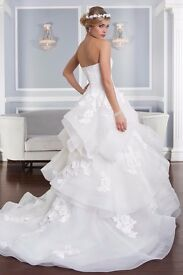 wedding dress by lilian west