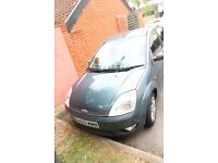 FORD FIESTA FOR SALE - 11 MTHS MOT / SERVICE HISTORY