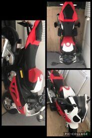 Children's Electric BMW Motorbike
