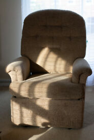 FREE.. Light brown armchair