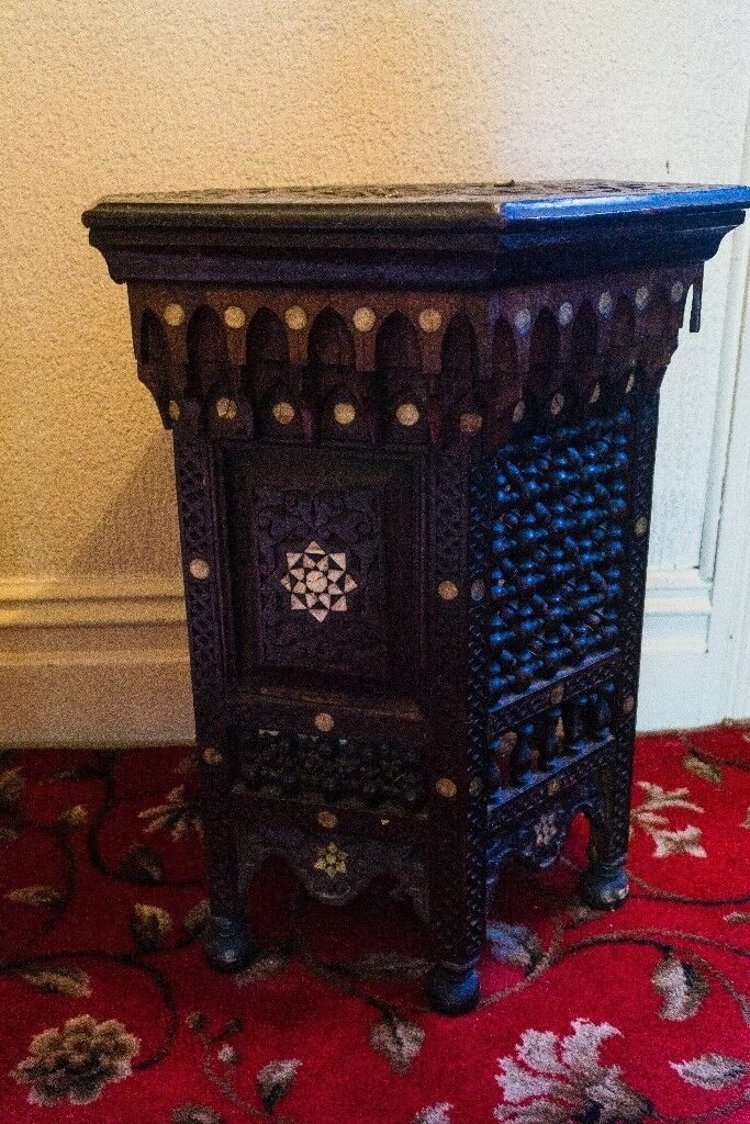 Vintage Moroccan Style Side Tables X 2 In Sunderland Tyne And Wear Gumtree