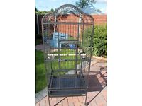 High Quality Large Open Top Parrot Cage