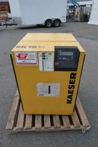 KAESER Rotary Screw Air Compressor