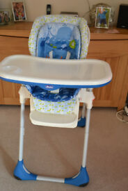 Chicco Polly Highchair in excellent condition