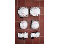 SFR AC960 Knee, Elbow and Wrist Protection Pads - Medium
