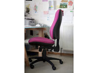 Orthopaedic desk chair