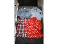 Girls clothes bundle 5 - 6 year CAN POST