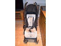 Maclaren Quest stroller black & grey