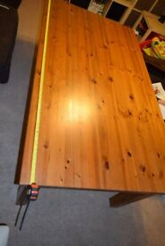 Wooden Dining Table for 8 people