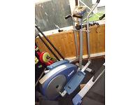 York fitness cross trainer ((( (SOLD))))