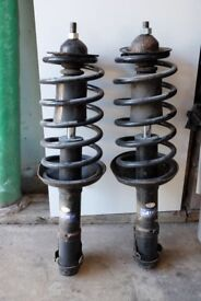Used VW Golf MKII front suspenion units