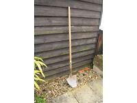 Cornish pattern shovel