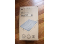 QUECHUA Inflatable bed 2 Person - Grey