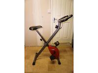 Pro Fitness foldable exercise bike