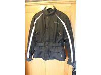 Weise motorcycle jacket mens (Size Large) like new