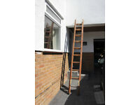 Wooden Ladders - free for collection