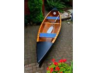 Canadian Canoe - Excellent Condition