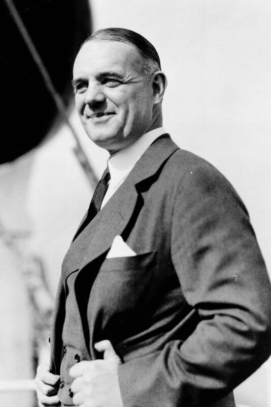 "New 5x7 Photo: General William J. ""Wild Bill"" Donovan, Father of American CIA"