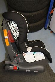 Mercedes child's car seat, 9 - 18 Kg, isofix, Britax Romer Duo, AS NEW
