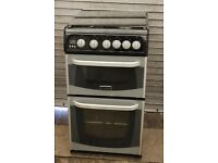 Black and silver cannon cooker