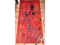 Large amount of *Quality* costume jewellery( including watches)