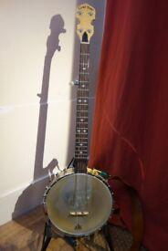 Goldtone WL-150 5 String Banjo
