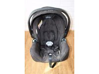 Black Graco baby car seat 0-13 kg CAN POST