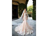 Milla Nova BESTSELLER Betti Wedding Dress