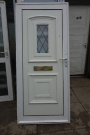 Front Door with window 75x33