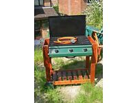 Lovely condition Outback 3 burner barbie complete with evrything to go.