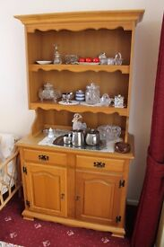 Dresser (matching table also available)