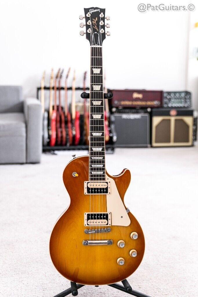 heiß-verkaufendes spätestes große Vielfalt Modelle gute Qualität 2019 Gibson Les Paul Classic in Honey burst | in Golders Green, London |  Gumtree