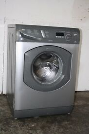 Hotpoint 7kg Washing Machine Digital Display Excellent Condition 6 Month Warranty.