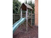 Slide and Swing Play Equipment (from Wicken Toys)