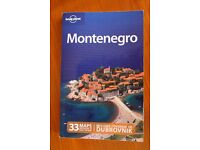 Montenegro (Lonely Planet Country Guides) Paperback – 1 Apr 2009 and maps