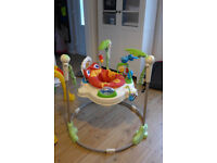 Jumperoo - Baby Bouncer