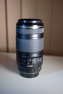 Canon 70-300mm 4-5.6 IS USM Macro Seaforth Manly Area Preview