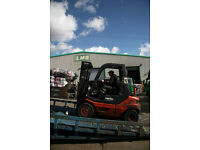 Experienced Counter Balance Fork Lift Driver Required